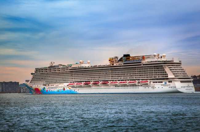 """Robert and Esther Gaines were kicked off the Norwegian Cruise Line Breakaway ship after he called an employee an """"idiot."""""""