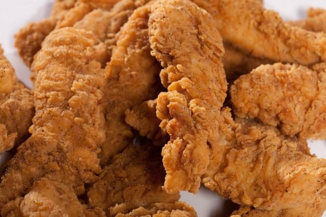 Massive order for 600 chicken fingers goes missing or was stolen