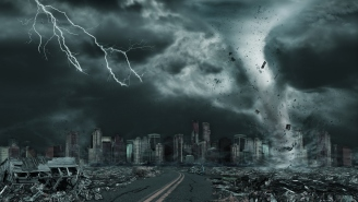 Start Planning Your 'End Of The World' Party Because A New Report Says Human Civilization Will Collapse Within 31 Years