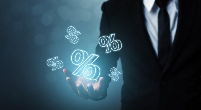 interest rates go down