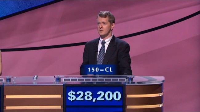 """Jeopardy legend Ken Jennings says it's """"inevitable"""" for him to face-off with James Holzhauer."""