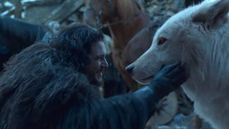 'Game of Thrones' Final Season Cut A Battle That Involved 50 (!) Direwolves