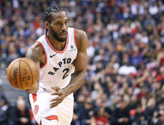 Kawhi Leonard, one of the top free agents in the NBA, is making the Los Angeles reportedly hyperventilate over his decision