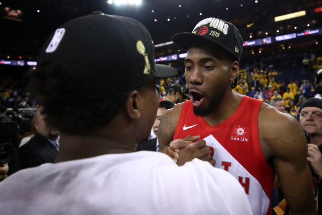 """New report says Toronto Raptors have """"work to do"""" to convince Kawhi Leonard of staying this summer in free agency"""