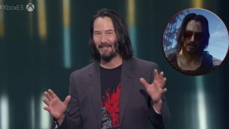 Keanu Reeves Reveals He's A 'Key Character' In Upcoming 'Cyberpunk 2077' Video Game; Internet Goes Nuts