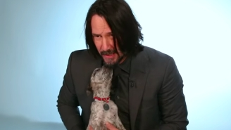So Many People Are Signing The Petition For Keanu Reeves To Be Named Time's 'Person Of The Year' That There May Be Riots If He's Snubbed