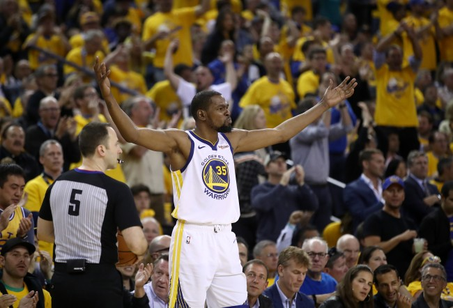 An orthopedic surgeon details the complexity of Kevin Durant's calf injury for NBA Finals