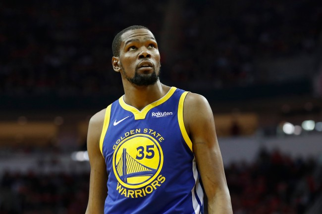 ESPN's Jay Williams says he'd be shocked if Kevin Durant doesn't play in Game 5 of NBA Finals after spending time with him on Sunday