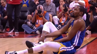 Knicks Owner James Dolan Was Reportedly Not Prepared To Offer Kevin Durant Max Contract Due To Concerns Over Achilles Injury