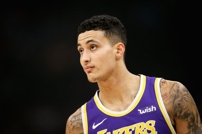 Lakers' Kyle Kuzma gets torn apart by Twitter for comments about Klay Thompson's injury in NBA Finals