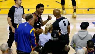 Here's The Punishment For The Warriors Investor Who Pushed Kyle Lowry During Game 3 Of The NBA Finals