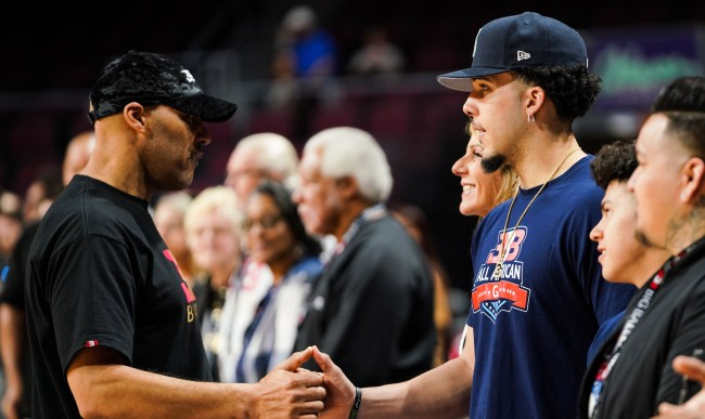 LaVar Ball Claims Magic Pelinka Promised LiAngelo Chance With Lakers