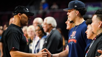 Lavar Ball Claims Magic Johnson, Rob Pelinka Reneged On Promise To Give LiAngelo A Chance With The Lakers