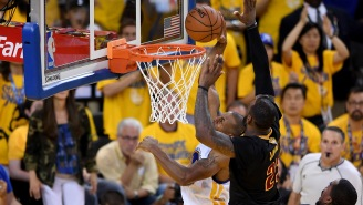 Cavs And Warriors Players Describe Their Thoughts During LeBron James' Iconic Block In 2016 NBA Finals