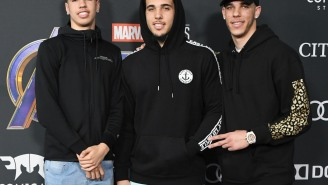 Big Baller Brand Designer Hints At A New Lonzo Ball Shoe Coming Out After Posting Pics Of LaMelo Ball Sneaker