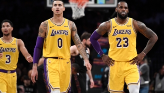 Turns Out Kyle Kuzma Could Be The One Factor In Whether The Lakers Acquire Anthony Davis Or Not