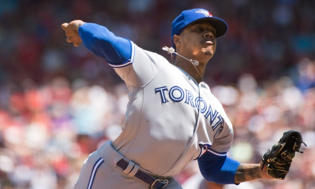 Marcus Stroman Rips Dennis Eckersley For Complaints About Celebrating