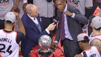 The Sheriff Who Got In An Altercation With Raptors President After Game 6 Reveals 'Serious' Injuries After Lawyering Up