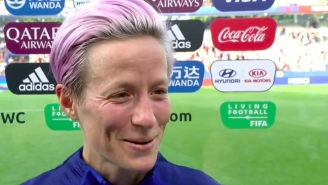 Megan Rapinoe Made It VERY Clear That She Won't Be Going To The White House If The USWNT Wins The World Cup