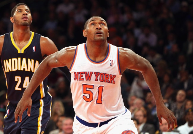 Metta World Peace details partying habits that may have cost him a chance being drafted by New York Knicks in 1999 NBA Draft.