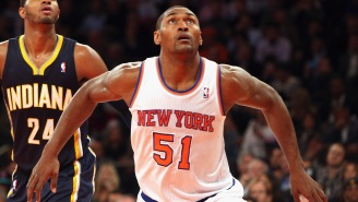 Metta World Peace Details Partying Habits That He Thinks Cost Him A Chance To Be Drafted By Knicks In 1999