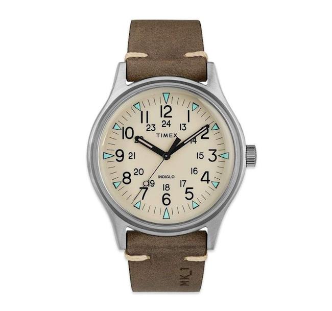 MK1 Steel 40mm watch