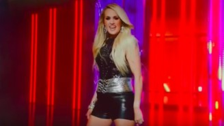 A Country Singer Is Suing Carrie Underwood For Ripping Her Dreadful 'Sunday Night Football' Song And It Sounds Like She's Got A Case