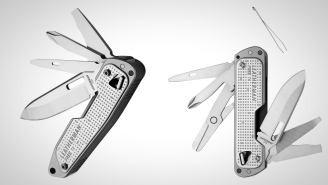 Leatherman's New One-Handed Multitools Are The Best In Everyday Carry