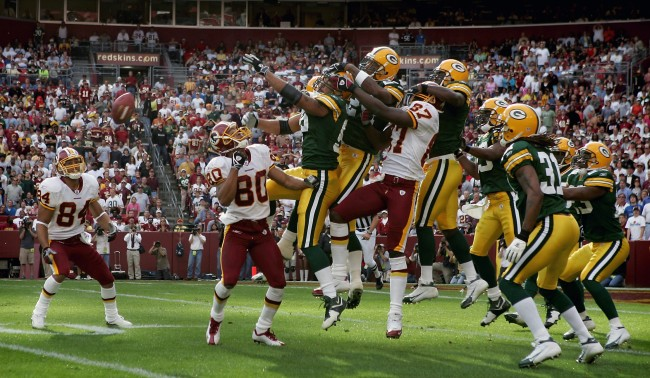 NFL Players Coaches Dont Understand Hail Mary Pass Interference Rule