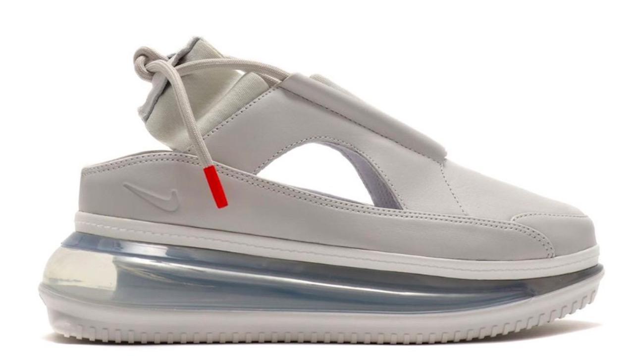 Shoe Looks Like An Iron