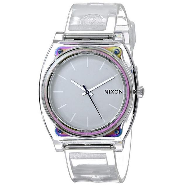 Nixon Clear Watch