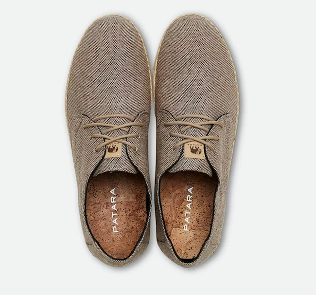 Nomad Canvas Shoes from Patara
