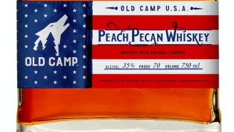 Old Camp Whiskey Has An All-American Patriot Pack That Supports The USO