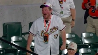 I Have Never Sympathized With Anyone More Than This Orioles Fan Who Fought Off Two Kids For A Foul Ball