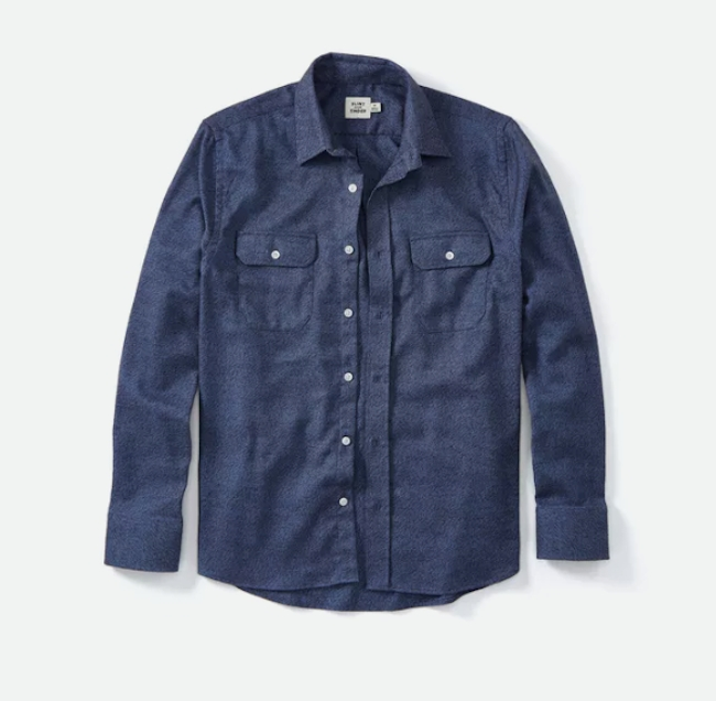 Overshirt from Flint and Tinder