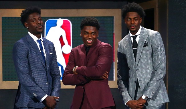 Parents Of Jrue Justin And Aaron Holiday Give Advice To LaVar Ball