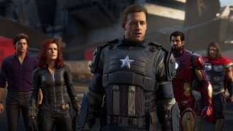 People Are Absolutely Annihilating The Look Of The Characters In Marvel's New 'Avengers' Game