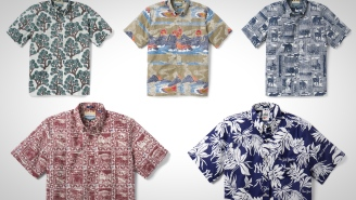 These Reyn Spooner Shortsleeve Buttondowns Are Just What The Doctor Ordered