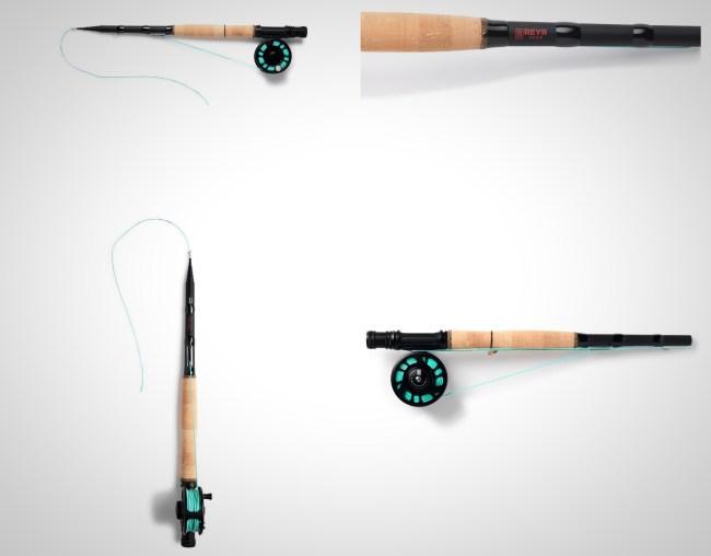 Fishing Rod Rey Gear First Cast Fly Rod