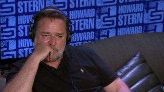 Russell Crowe Explains Bizarre Reason He Turned Down Role In 'Lord Of The Rings' And How It Cost Him $100 Million