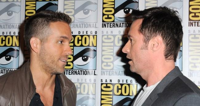 Ryan Reynolds Gets Trolled By His Mom For Trolling Hugh Jackman Again