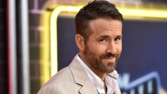 Ryan Reynolds Wrote A Funny Fake Amazon Review For His Gin, Proceeded To Get Trolled By His Mom… Again