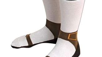 Sandal Socks Are Socks That Look Like You're Wearing Sandals And Socks – But You're Just Wearing Socks!