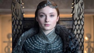 Sophie Turner Lied To Her Parents About Her 'Game Of Thrones' Audition