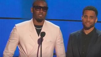 NBA Twitter Shamed John Wall For His Fear Of Public Speaking As A Presenter At The NBA Awards