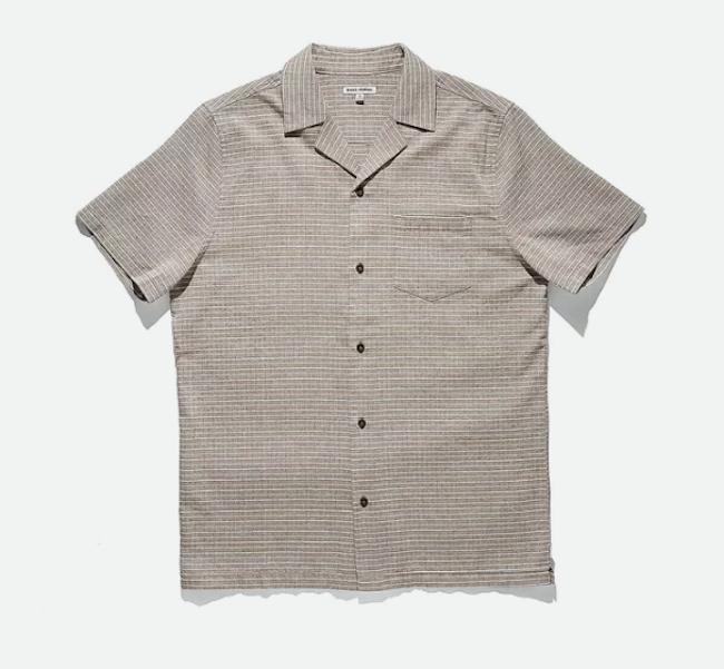 Shambles SS Woven Shirt from Banks Journal