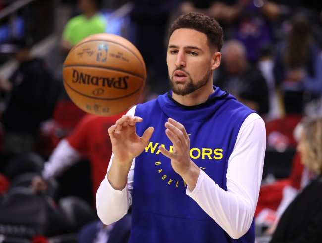 Shaquille O'Neal says he'd make Klay Thompson the highest-paid Los Angeles Lakers player ever