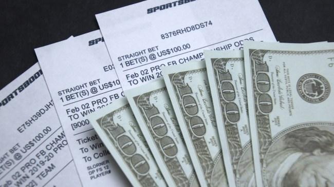 Bettting on sports