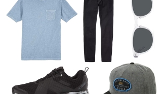 Steal This Look: Watering Hole