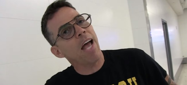 Steve-O wants to fight Justin Bieber in the place of Tom Cruise.